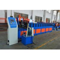 Buy cheap Width 80-300mm Hydraulic Punching C Purlin Roll Forming Machine from wholesalers