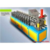 Buy cheap Storage System Racking Upright Cold Roll Forming Machines from wholesalers