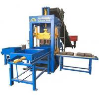 Buy cheap 3-20 Paver Block Making Machine from wholesalers