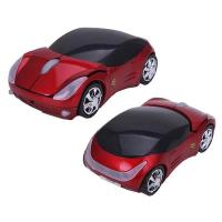 Buy cheap Wireless 2.4G LED Race Car Mouse from wholesalers