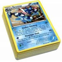 Buy cheap POKEMON SINGLE CARDS Pokemon X & Y BreakPOINT Lot of 50 Single Cards from wholesalers