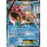 Buy cheap POKEMON SINGLE CARDS Gyarados EX 26/122 Ultra Rare - Pokemon XY Breakpoint Card from wholesalers