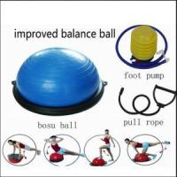 Quality China Balance training ball Supplier for sale