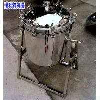 Purification, filtration Titanium rod filter
