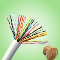 Quality CAT5e 24 AWG Telephone Cable for sale