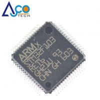 Quality Integrated Circuits STM32F103RET6 Microcontroller IC 32Bit 72MHz 512KB 64LQFP for sale