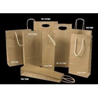 Quality Wine Bags - Natural for sale