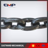 G80 Galv. or Black Lifting Link Chains Rigging Hardware