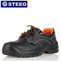 China 2017china manufacture supplier steel toe cheap industrial safety shoes on sale