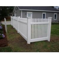 Buy cheap PVC Fence from wholesalers
