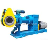 Buy cheap Hot Feed Rubber Strainer Extruder from wholesalers