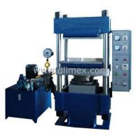 Buy cheap 400mm Rubber Curing Press from wholesalers