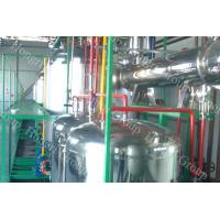 Quality Animal Oil Biodiesel Plant Machine For Sale for sale