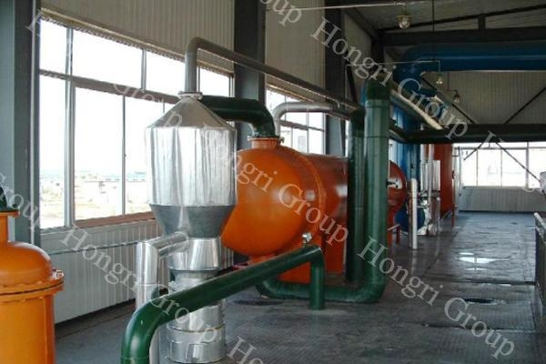 China Vegetable Oil Making Biodiesel Machine