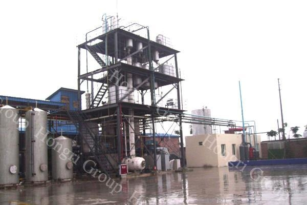 China Used Cooking Oil Biodiesel Plant Machine