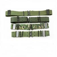 Different color PP materials wide belt military belt tactica