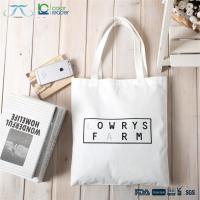 Quality Tote Bag Premium Cotton Shopping Bag for sale