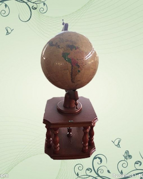 Buy Arts and Crafts Globe at wholesale prices