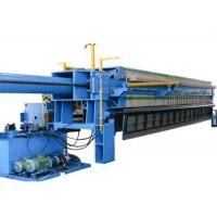 Buy cheap Automatic Bomb Door Filter Press from wholesalers