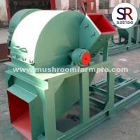 Buy cheap mushroom wood shredding machinery manufacture from wholesalers