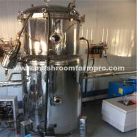 Buy cheap stainless steel conical strain fermentation from wholesalers