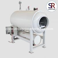 Buy cheap mushroom autoclave steam sterilizer equipment from wholesalers