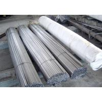 Buy cheap Flat steel Cold drawn bright steel, twisted steel, embossed flat from wholesalers