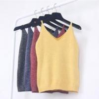 Quality The PAULA - Sleeveless V-Neck Tank Tops - Various Colours for sale