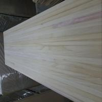 Quality Lightweight Wood Paulownia for Surfboarding and Snowboarding for sale