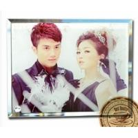 China Good Qulity Glass Sublimation Photo Frame Supplier on sale