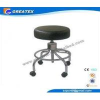 China Medical Hospital Furniture , Doctor Dental Assistant Stool With PU seat cover on sale
