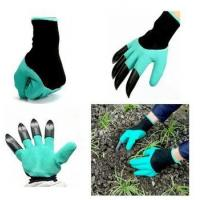 NEW Garden Gloves With Claws Waterproof Digging Planting