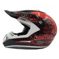 China Helmets and Gloves Custom Motocross Helmet with ECE /DOT/Snell Approved on sale