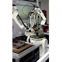 Quality Welding Robot Workstation(with two-axis servo positioner) for sale