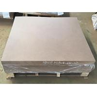 Wood-pulp board (medium and high density fiber panel)