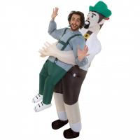 Bavarian Pick Me Up Inflatable Costume