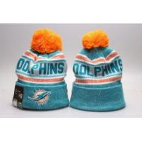 China NFL Miami Dolphins Beanies Winter Warm Wool Hats on sale