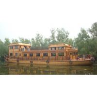 Buy cheap Archaize Wooden Boat from wholesalers