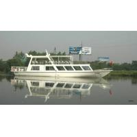 Quality 21m Sightseeing Boat with 120 Passenger Seats for sale