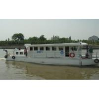 Quality Integrated-type Blue Algae Cleaning Boat for sale