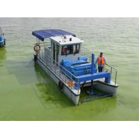 Quality Separating-type Blue Algae Cleaning Boat for sale