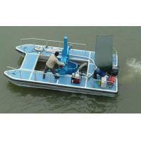 Quality Sucking-type Blue Algae Cleaning Boat for sale