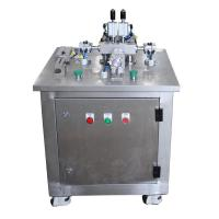 Small dose filling machine