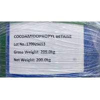 Betaine Cocamidopropyl Betaine (CAPB 35%, CAPB 45%) for Detergent