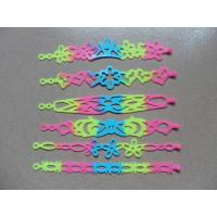Silicone silicone bracelet silicone buckle