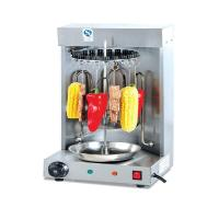 Quality Kebab Machine Electric Auto Rotary Mutton String Roaster KEB-25 for sale