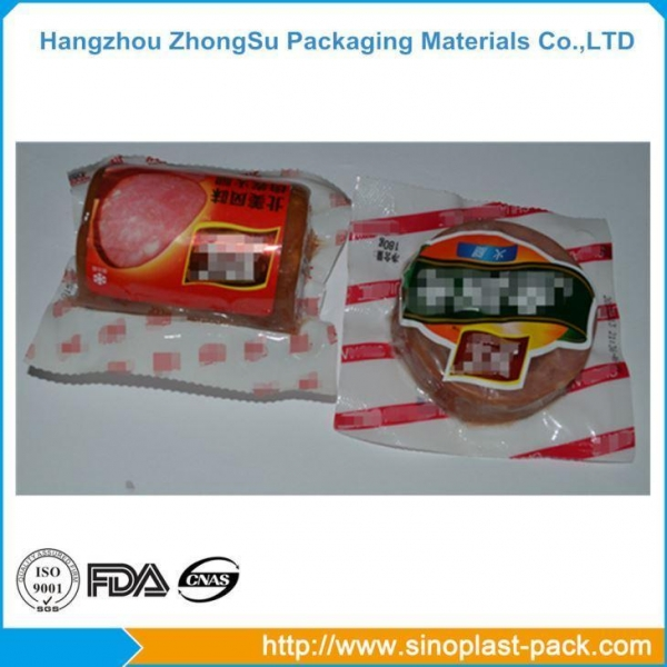 China Plastic Raw Material Plastic Roll Stock Plastic Packaging Containers