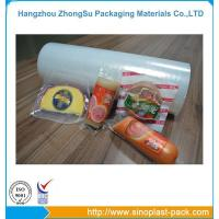 Quality Food Grade Plastic Film Packaging for Tomato Pulp of KFC for sale