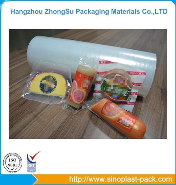 China Food Grade Plastic Film Packaging for Tomato Pulp of KFC