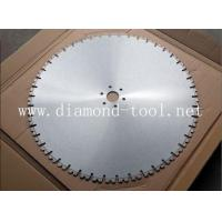Quality Power Tools Laser Welded Concrete Wall Saw Blades for sale